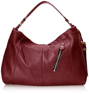 orYANY Connie Hobo Bag, Burgundy, One Size: Handbags: Amazon.com