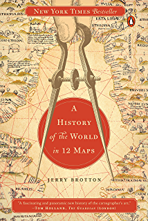 How to lie with maps 2nd mark monmonier amazon a history of the world in 12 maps fandeluxe Choice Image