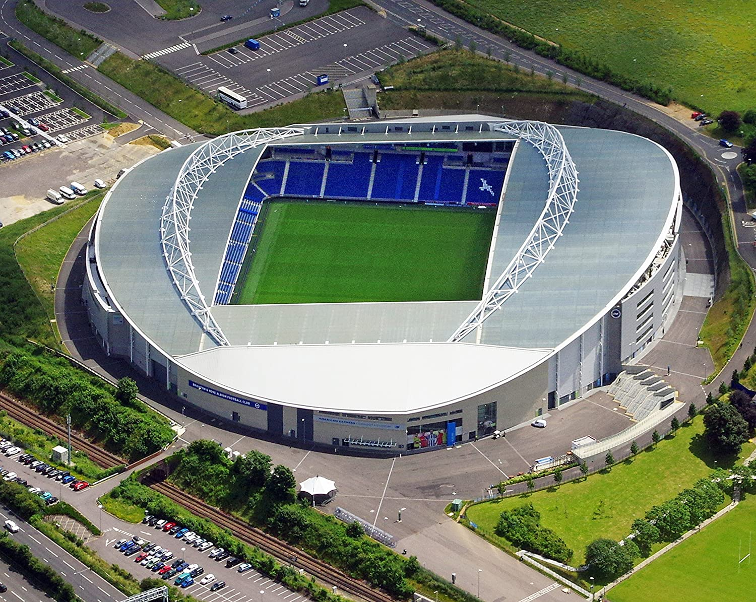 Giving for Sport at the Amex Stadium