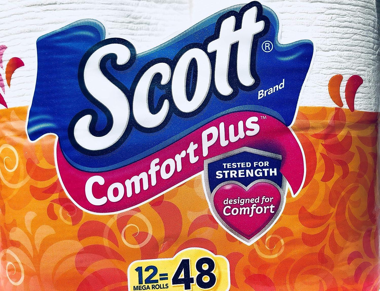 スコットComfort Plusソフトバスティッシュ12メガロール、5544 CT B07DP65D7Y