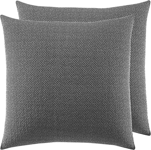 Amazon Com Laura Ashley Home Amberley Bedding Collection Premium Quality Pillow Sham Decorative Pillow Case For Bedroom Living Room And Home Décor Standard Black Home Kitchen