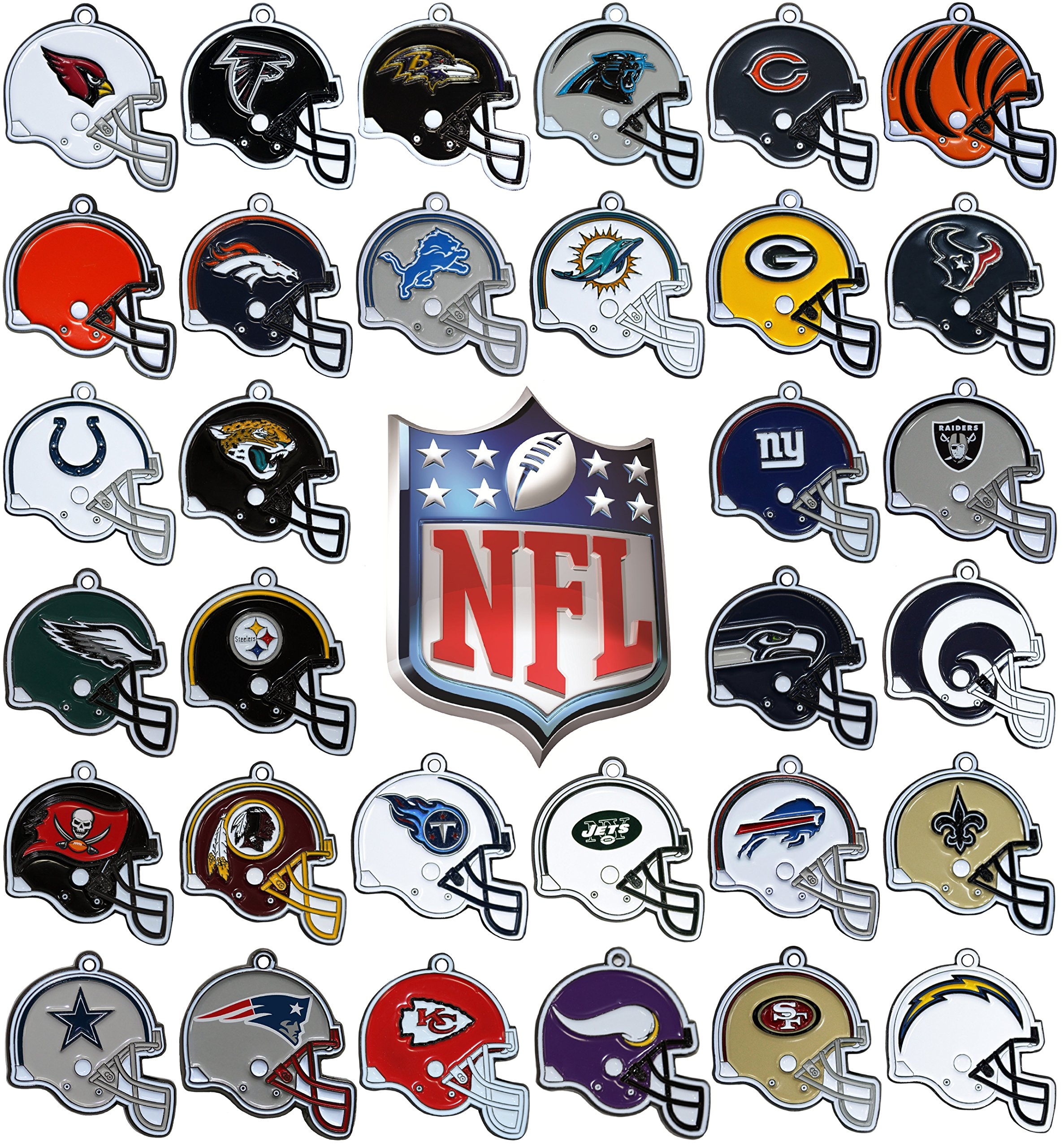NFL Dog TAG - Cincinnati Bengals Smart Pet Tracking Tag. - Best Retrieval System for Dogs, Cats or Army Tag. Any Object You'd Like to Protect by Pets First