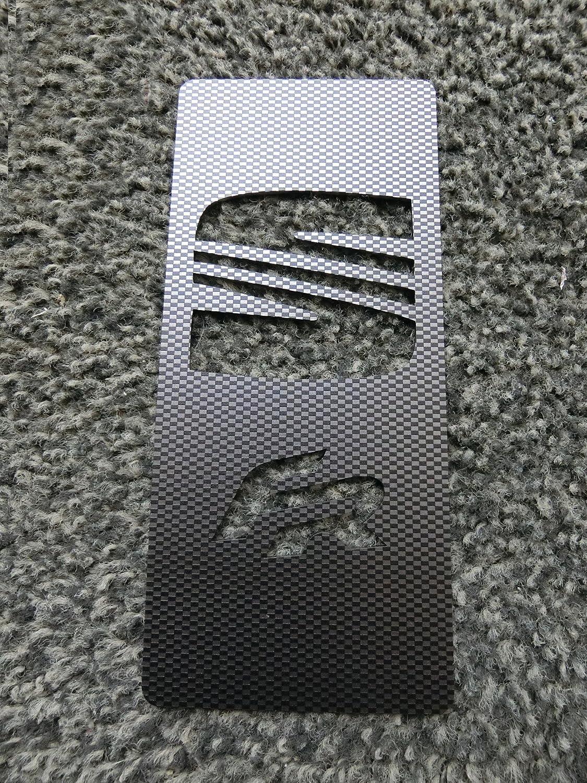 Tuning Plataforma Reposapi/és Reposapi/és acero inoxidable 18/x 8/con kit Velcro