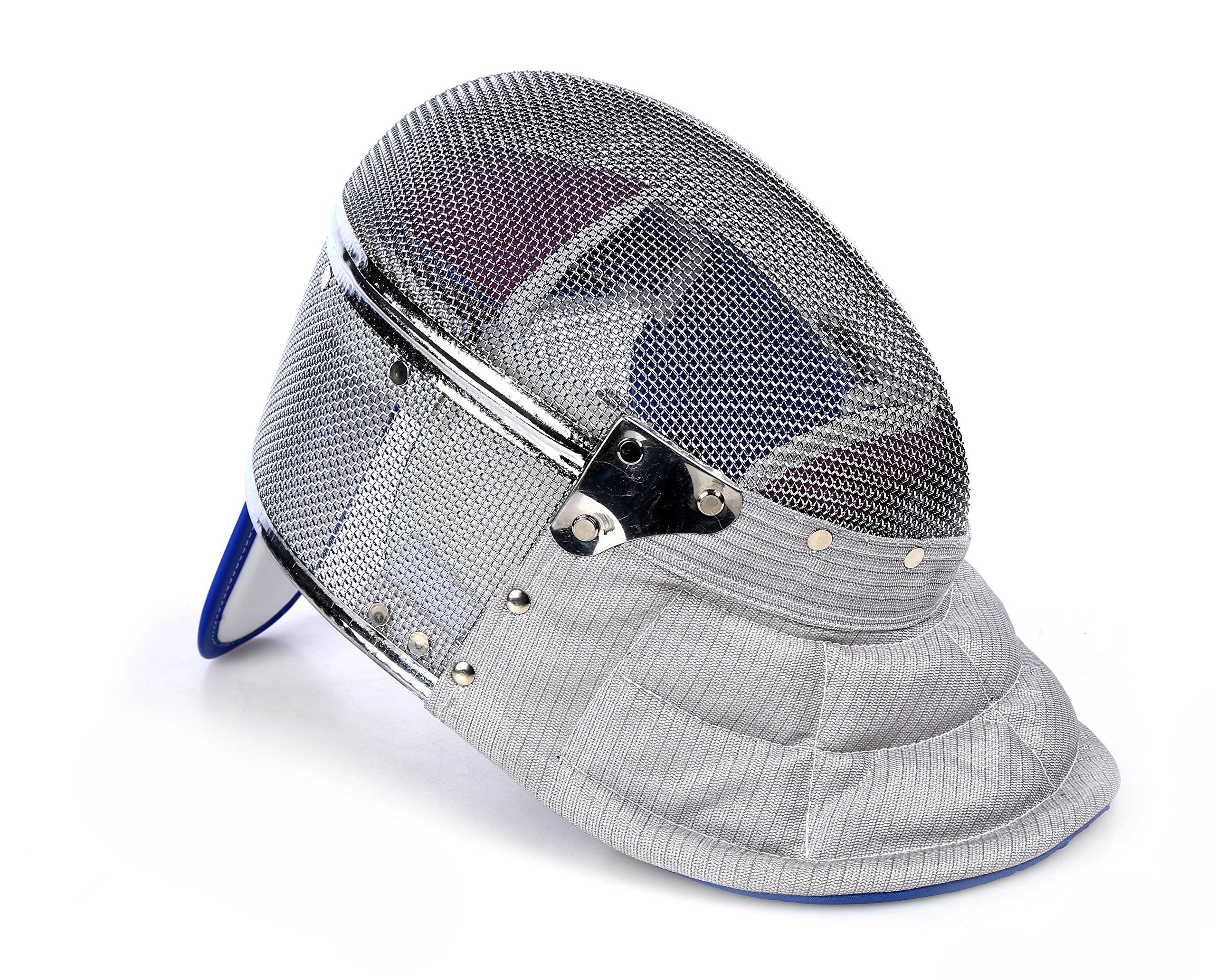 e63b7e29682ae LEONARK Fencing Saber Mask CE 350N Certified National Grade Masque product  image