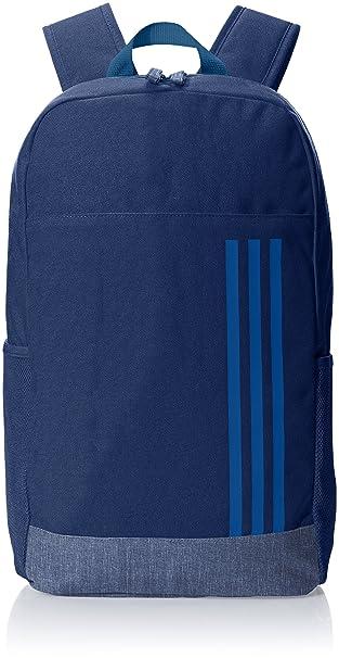 adidas Classic 3 Streifen M Rucksack, Mystery Blue S17Black