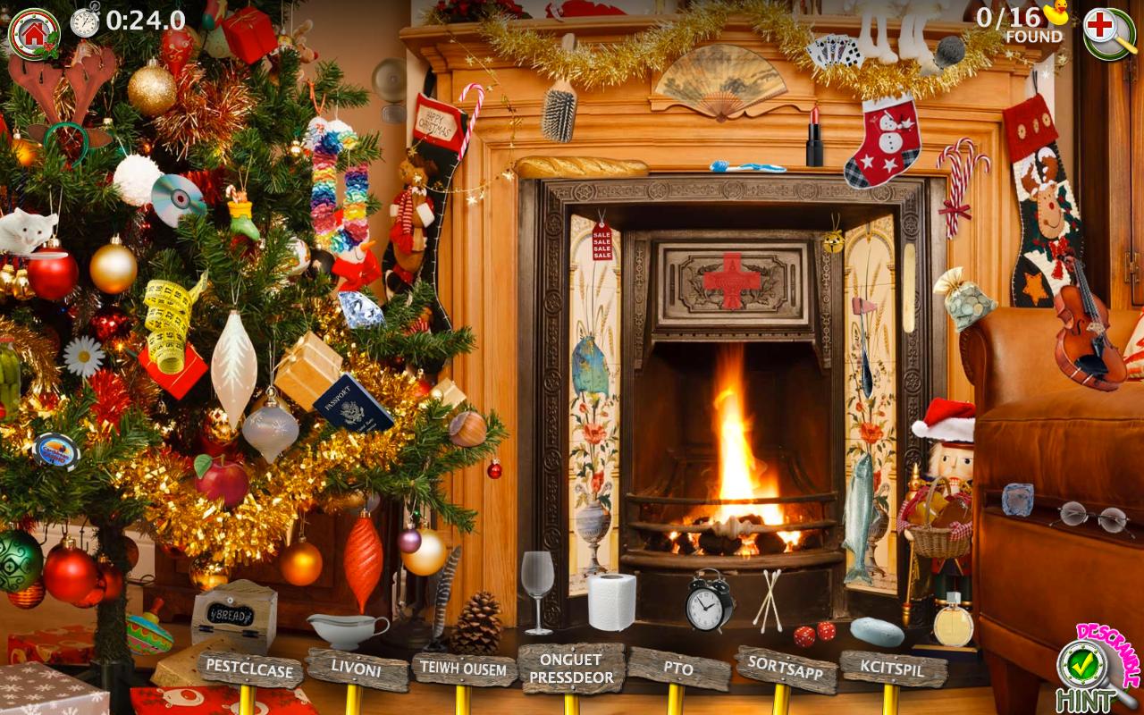 Amazon.com: Hidden Objects Quest 13: Christmas Cheer