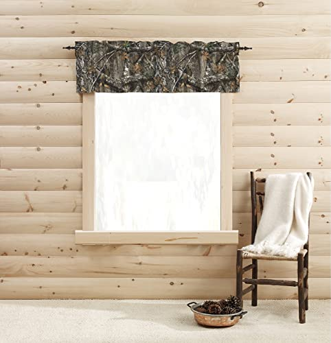 Realtree Edge Window Valance, 16Lx60W, Multicolor