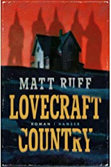Lovecraft Country Hardcover