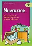 Numerator: Un juego para aprender la numeración y las cuatro operaciones matemáticas (Ciudad de las ciencias)