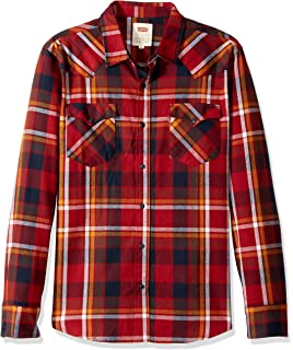 Levis Mens Mai Flannel Shirt
