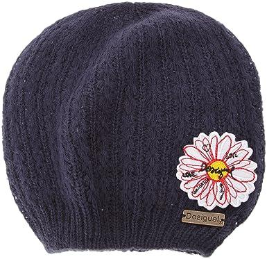 pre order best choice half off Desigual margarita - bonnet - femme: Amazon.fr: Vêtements et ...
