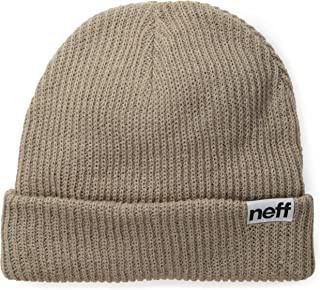 Neff Fold Beanie Gorros Unisex adulto, Verde, Única Única NF00002 NF00002_GREN-O/S