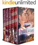 The Complete Veterans Affairs Romances: Gay Military Romances (English Edition)