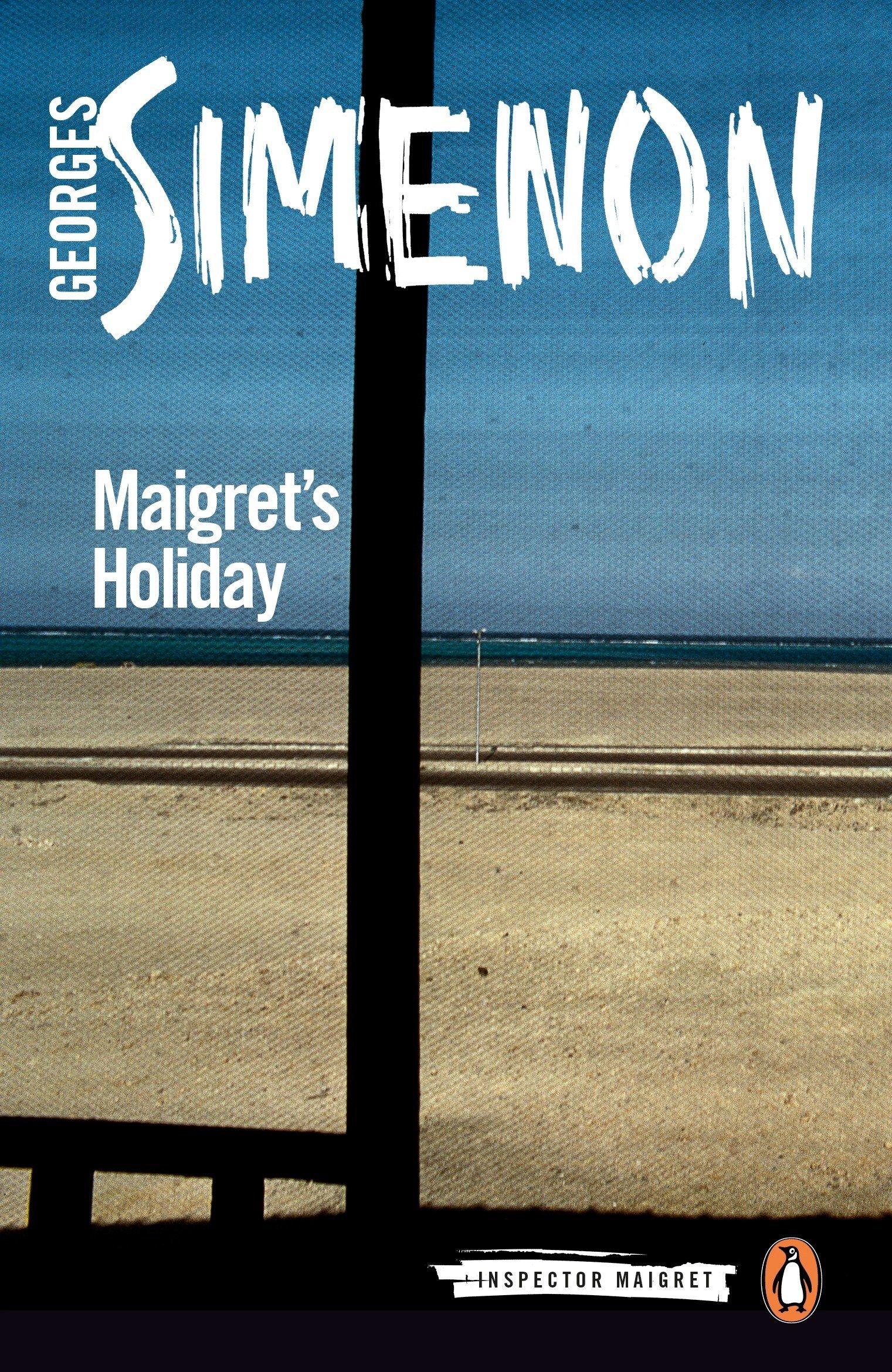 Amazon.com: Maigret\'s Holiday (Inspector Maigret) (9780141980744 ...