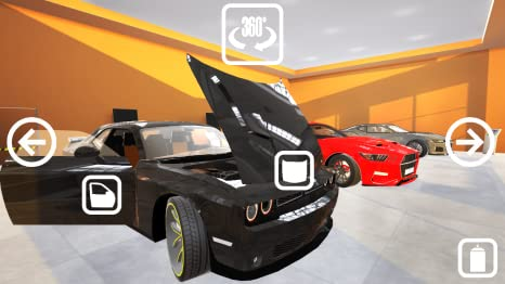 Amazon Com Muscle Car Simulator Appstore For Android