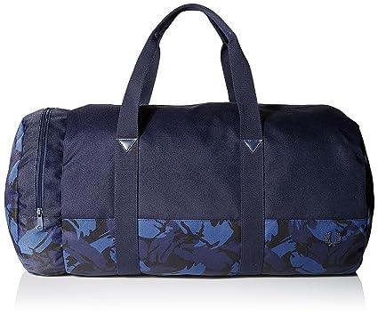 d0439a6775ca Amazon.com  Fred Perry Men s Nylon Duffle Bag