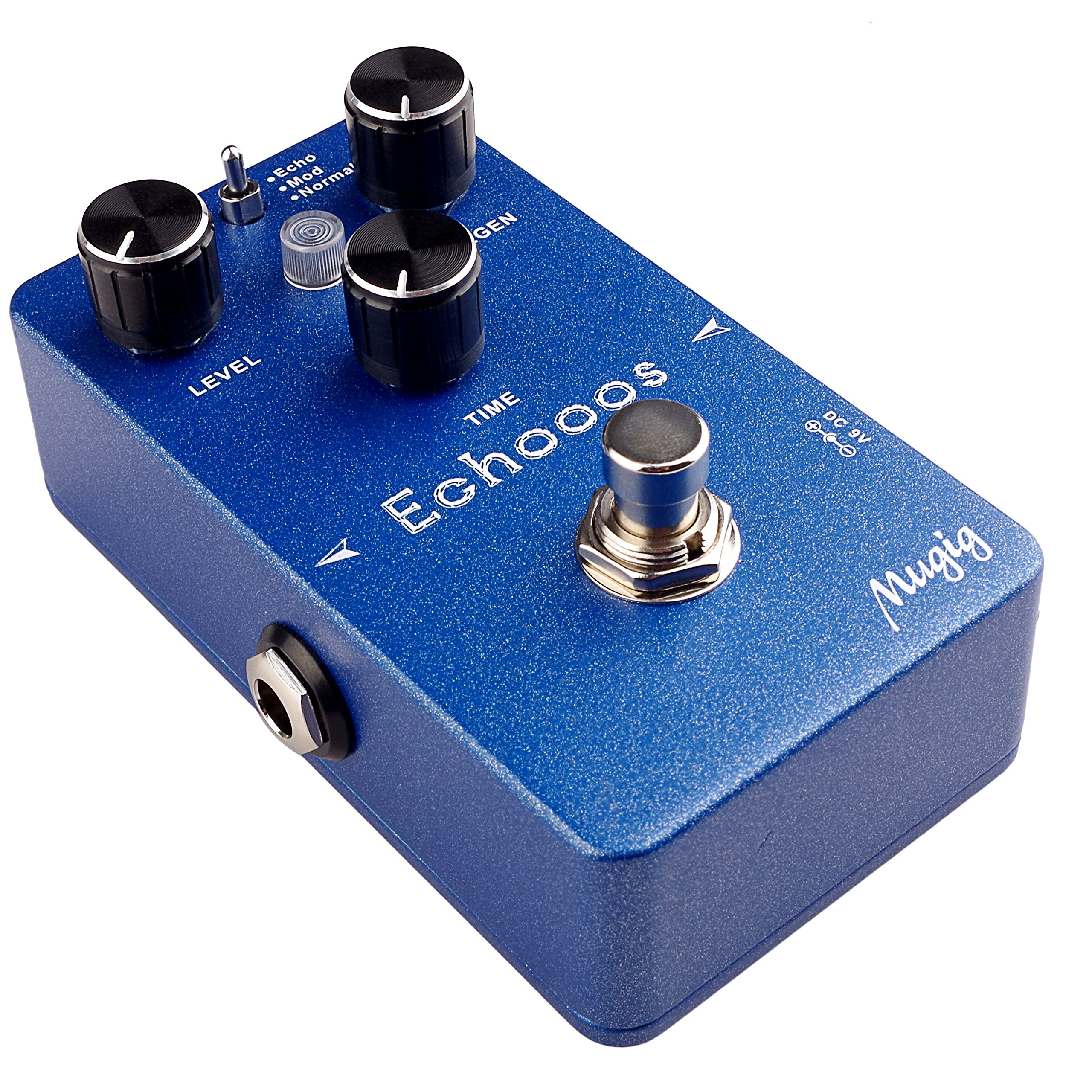 Mugig Guitar Effect Pedals,Multi-Mode (Delay)