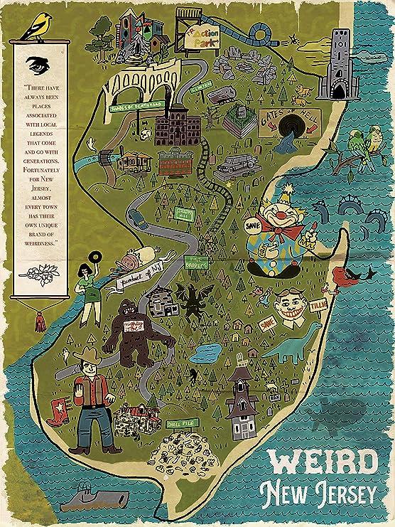 Weird New Jersey Places 10