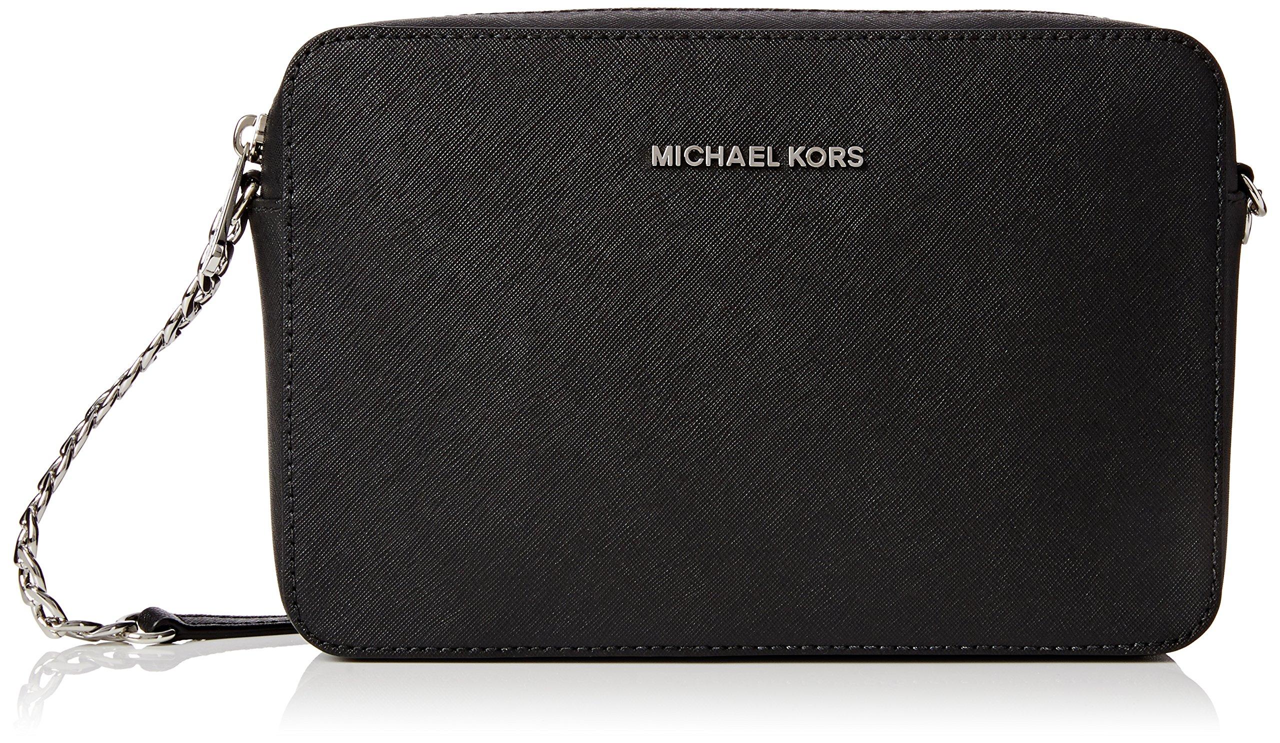 MICHAEL Michael Kors Jet Set Crossbody Bag Black One Size
