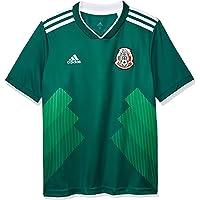 Jersey Oficial Selección de México Visitante para Niños, Unisex