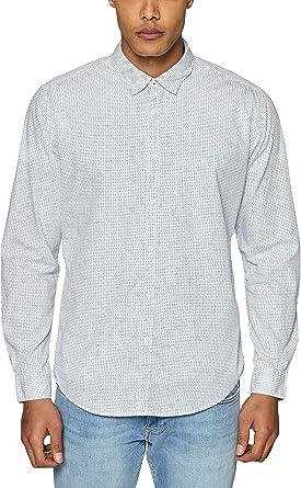 edc by Esprit Camisa Casual para Hombre: Amazon.es: Ropa y accesorios