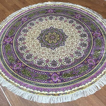 Amazon Com Yuchen New 6 X6 Hand Knotted Carpet Persian Living Room