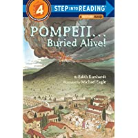 Library Book: Pompeii -- Buried Alive! (Step into Reading)