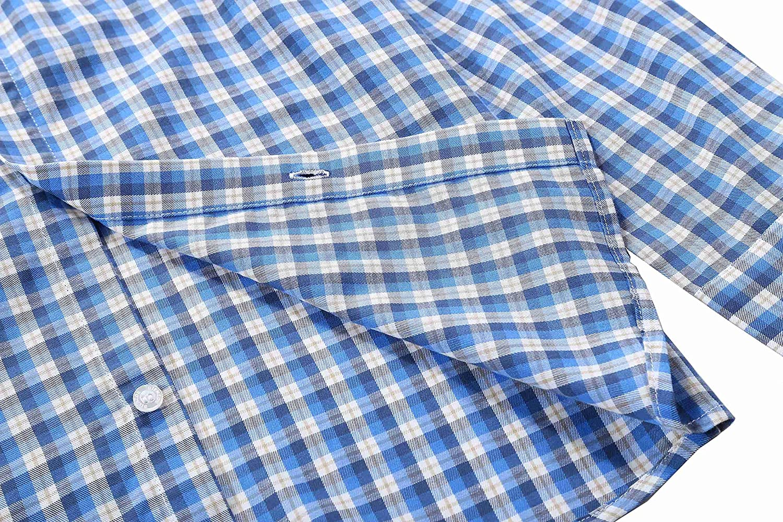 Camicia da Ragazzo Bienzoe arrotolata in Cotone
