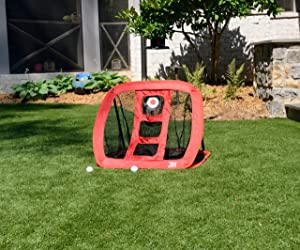Rukket Pop-Up SKEE-GOLF Chipping Target - best golf training aids