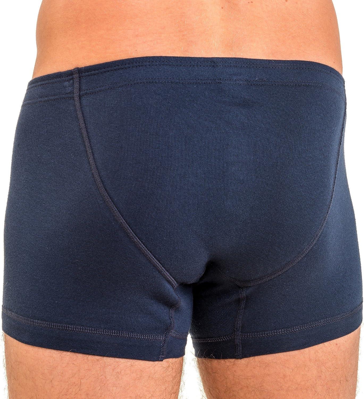HERMKO 3901 Pack de 3 Boxers 100% algodón: Amazon.es: Ropa y accesorios
