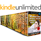 50 Mega Boxset Inspirational Historical Western Romances, Mail Order Bride, Contemporary Western Romance: Clean and Wholesome Box set 5 Author (Mega Box Set Series Book 8)