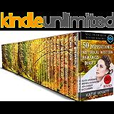 50 Boxset  Inspirational Historical Western Romances, Mail Order Bride (Mega Box Set Series Book 8)