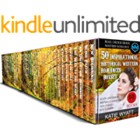 50 Boxset Inspirational Historical Western Romances, Mail