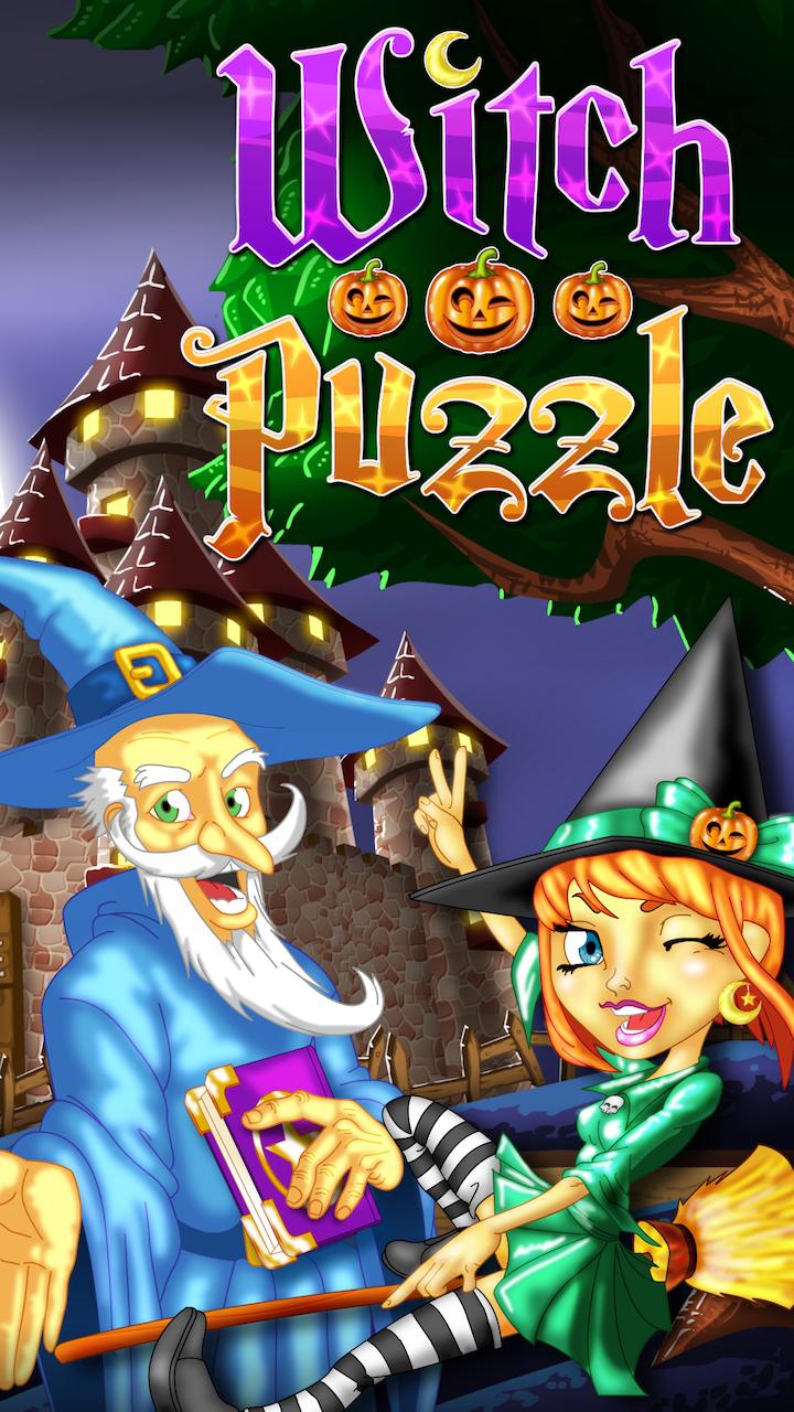 Игра witch puzzle скачать на компьютер