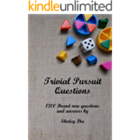 TRIVIAL PURSUIT QUESTIONS: 1200 Brand New Questions and Answers