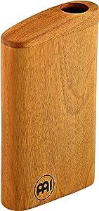 "Meinl Percussion DDG-BOX Compact Travel Didgeridoo, Mahogany (8 1/2"" x 5"")"