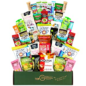 100 CALORIE Snacks | Healthy Snacks Variety Pack for Adults | Low Calorie Snacks for Weight Loss | Mix of Vegan Snacks, Protein Bars & Nuts all 100 calories or Less | WW Snacks (40 Count)