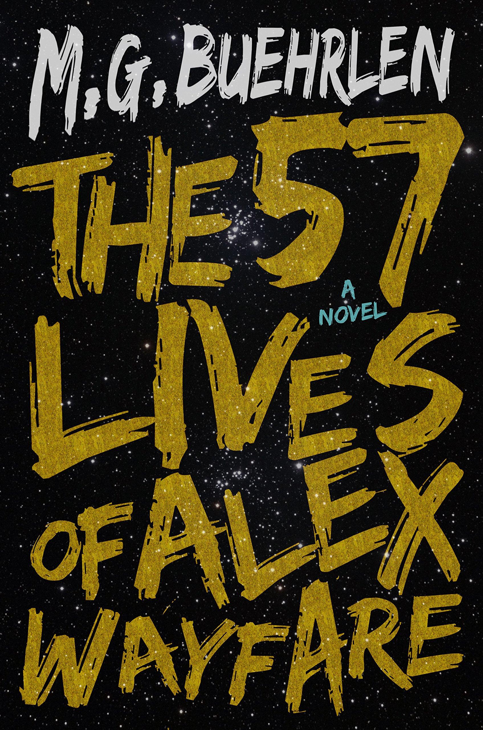 Fifty Seven Lives Alex Wayfare product image