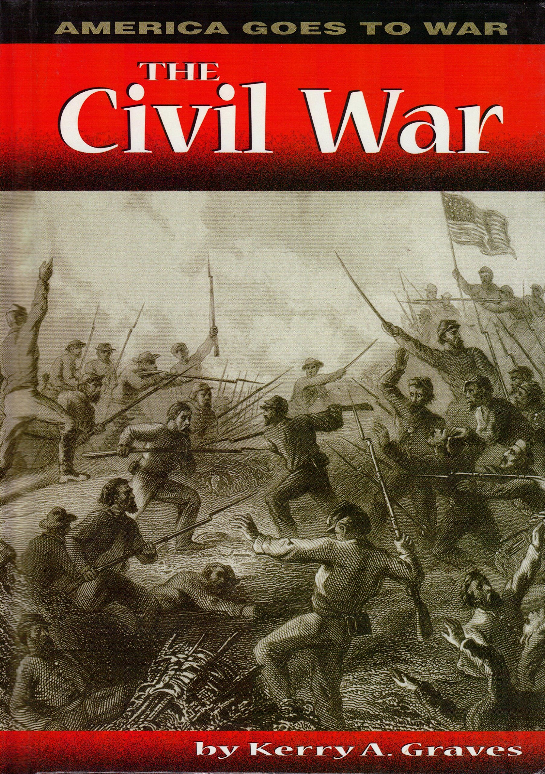 The Civil War (America Goes to War) pdf epub