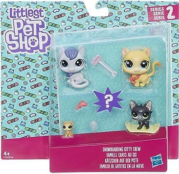 Littlest Pet Shop- Littles Pep Pack Familia (Hasbro B9346EU0 ...