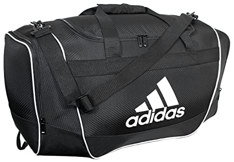 a53296b4d60f Amazon.com  adidas Defender II Duffel Bag  Sports   Outdoors