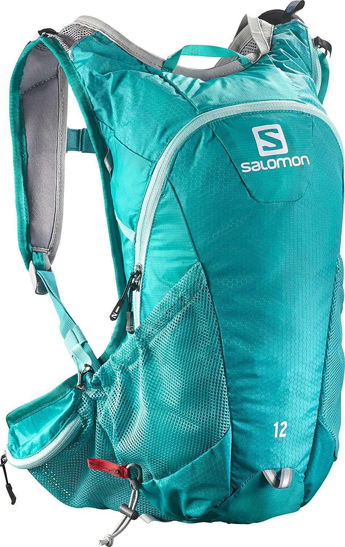 Salomon Agile 12 Set Unisex sac à dos de course noir 6Xr3OL ... 0c284e48b386