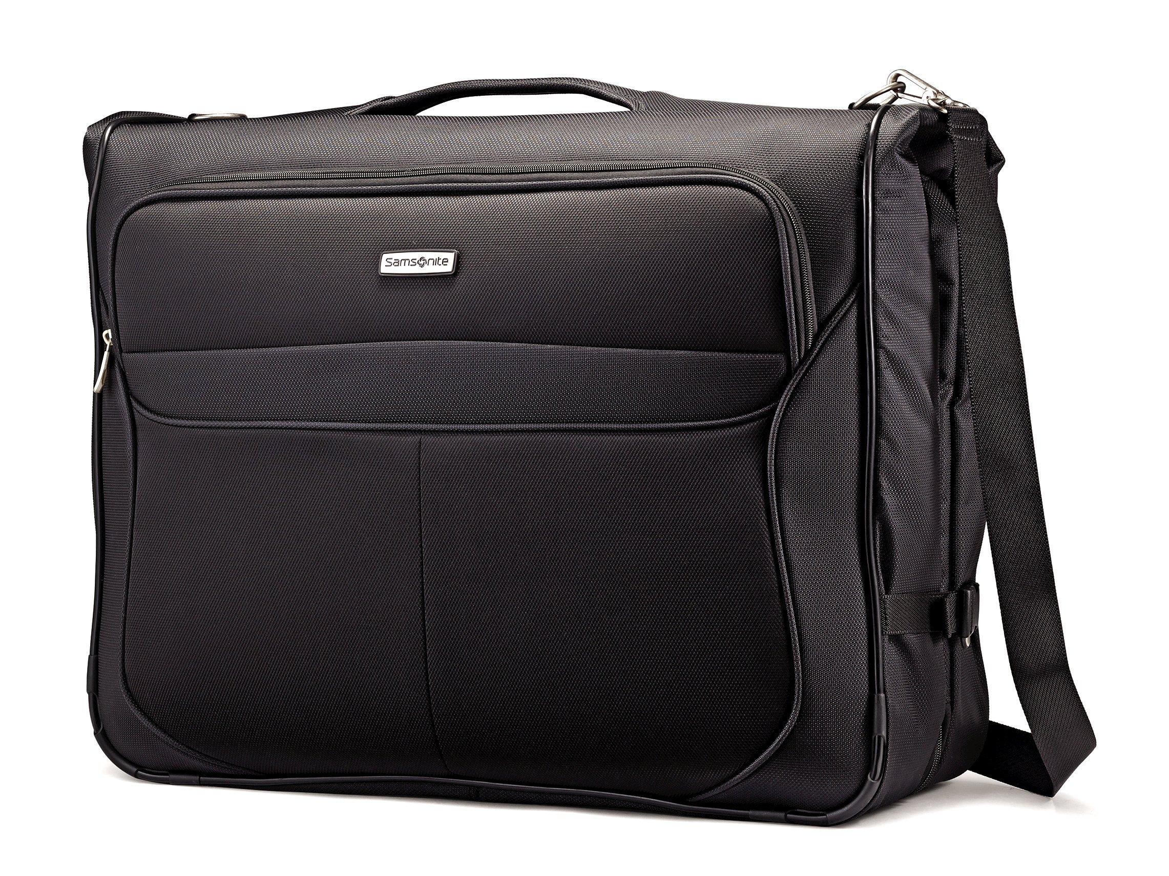 Samsonite Liftwo Ultra Valet Garment Bag, Black, One Size