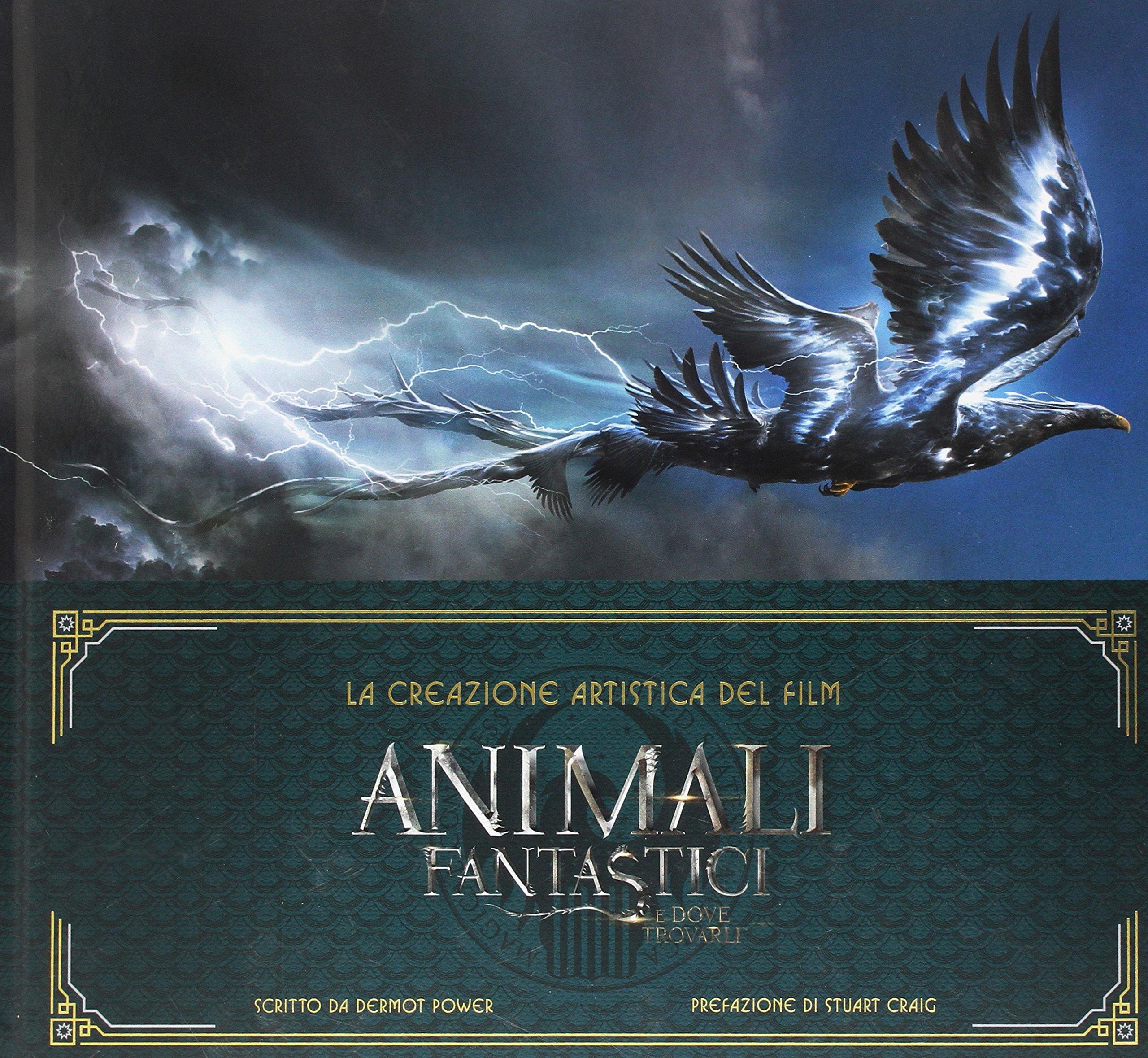 Animali Fantastici E Dove Trovarli La Creazione Artistica Del Film
