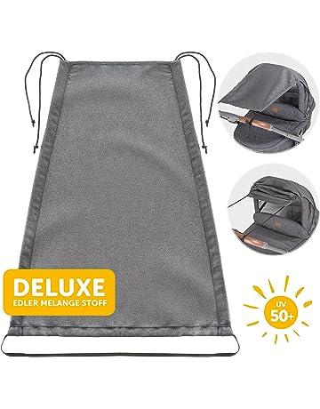 Zamboo Toldo DELUXE / Protección solar universal para cochecitos, capazos y sillas de paseo |