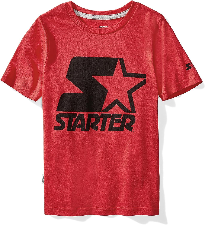Starter Boys Short Sleeve Logo T-Shirt Exclusive