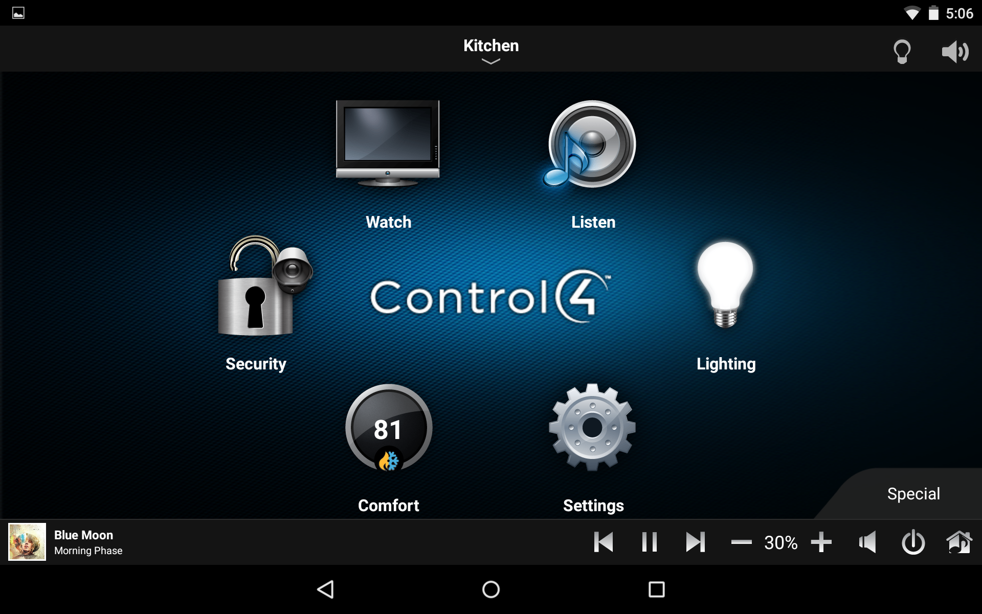 Control4 for android appstore for android for Control4 prices reviews