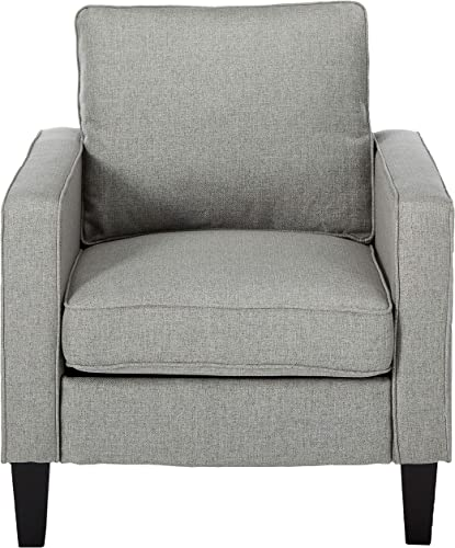 Reviewed: Christopher Knight Home Elizabeth Contemporary Fabric Club Chair