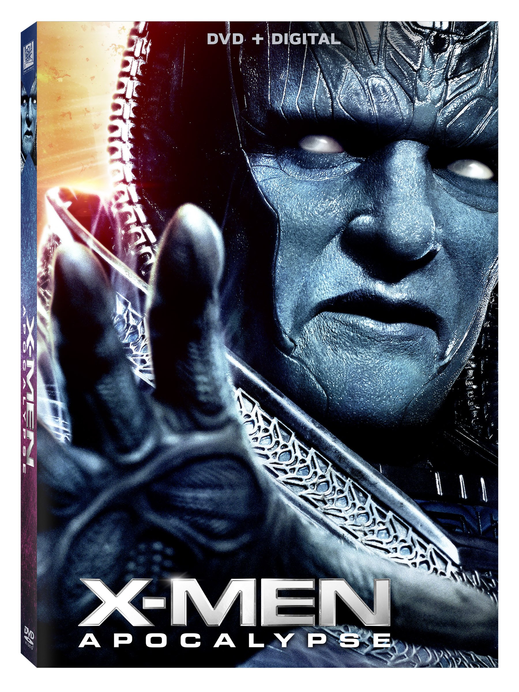 DVD : X-Men: Apocalypse (Digitally Mastered in HD, Widescreen, Dolby, AC-3)
