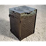 "Bad Idea Medium 32"" Pyro Cage Incinerator"